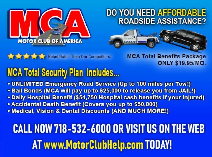 MCA - Motor Club of America