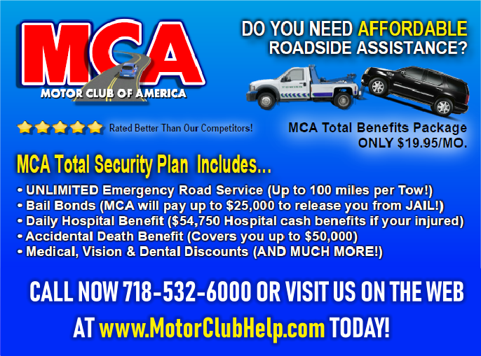 MCA - Motor Club of America